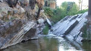 Canyons with river
