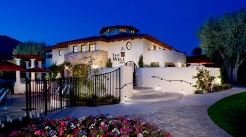 Palm Springs Spa Massage