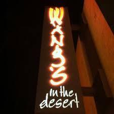 Wangs in the Desert