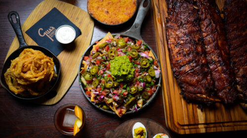 Platter BBQ